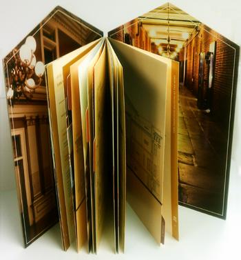 Di-Cut Wire-O Book